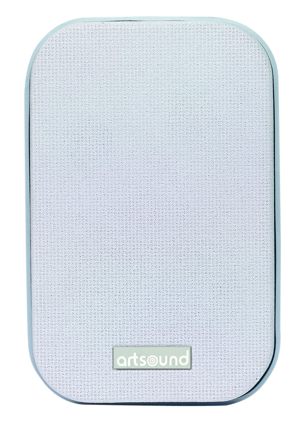 AS30, basic, 2-way onwall loudspeaker, 100W, grey (2pc)