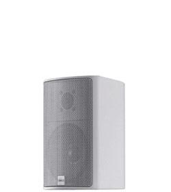 PLUS X.3, 2-way, mini LS, white (2pc)