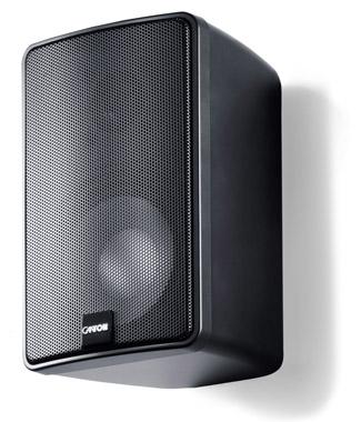PLUS X.3, 2-way, mini LS, black (2pc)