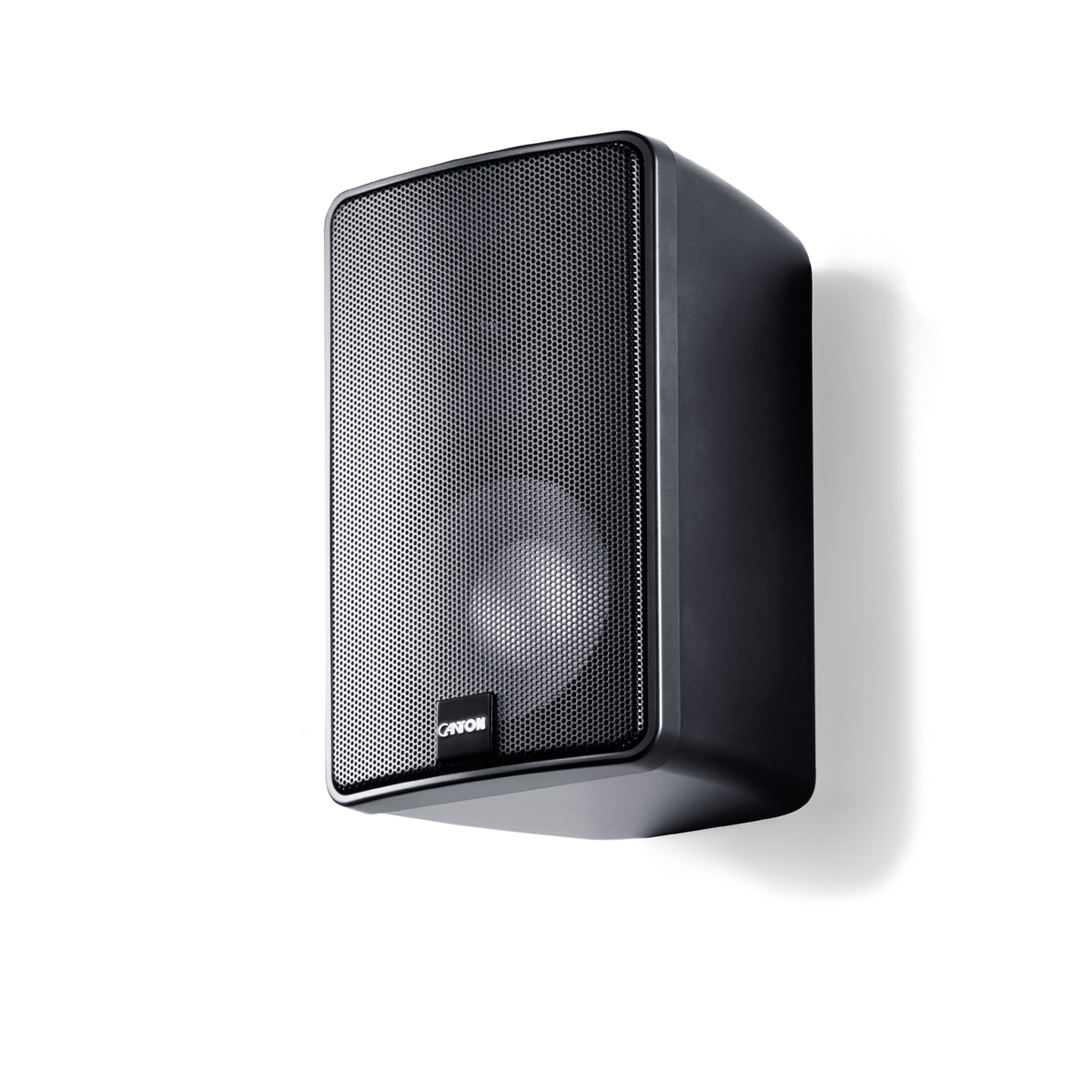 PRO X.3, 2-way, mini LS, with wall bracket, black (2pc)