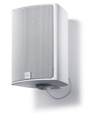PRO XL.3, 2-way, mini LS, with wall mount, white (2pc)