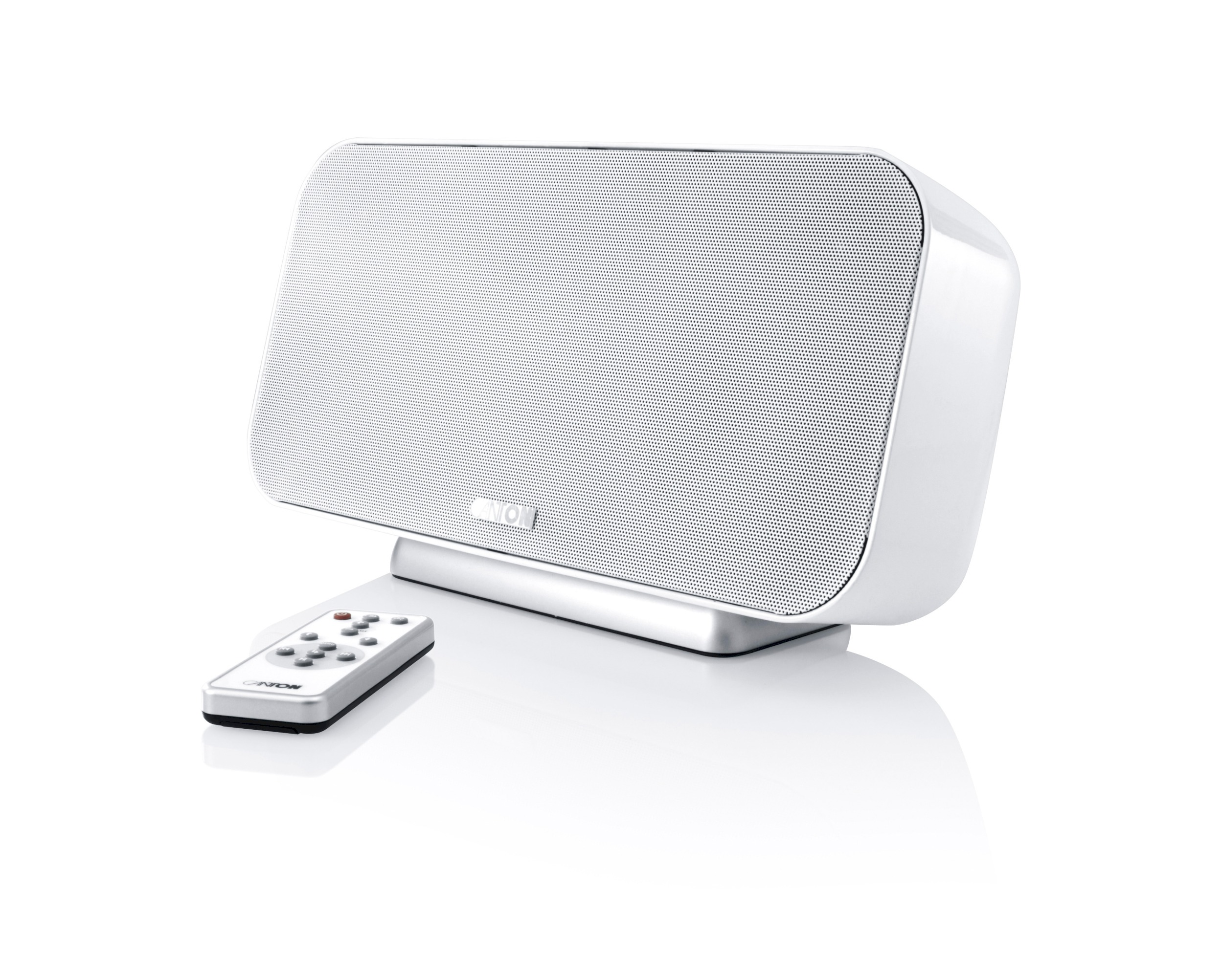 YOUR SOLO W - mobile active LS with IR remote, white highgloss