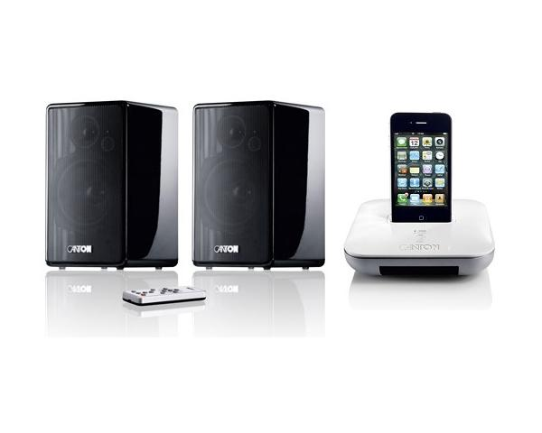 YOUR DUO/YOUR DOCK BUNDLE black highgloss