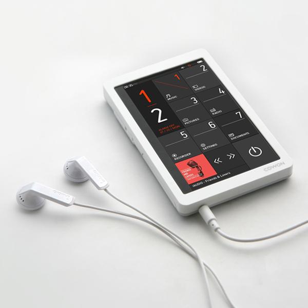 X9, 16GB, white