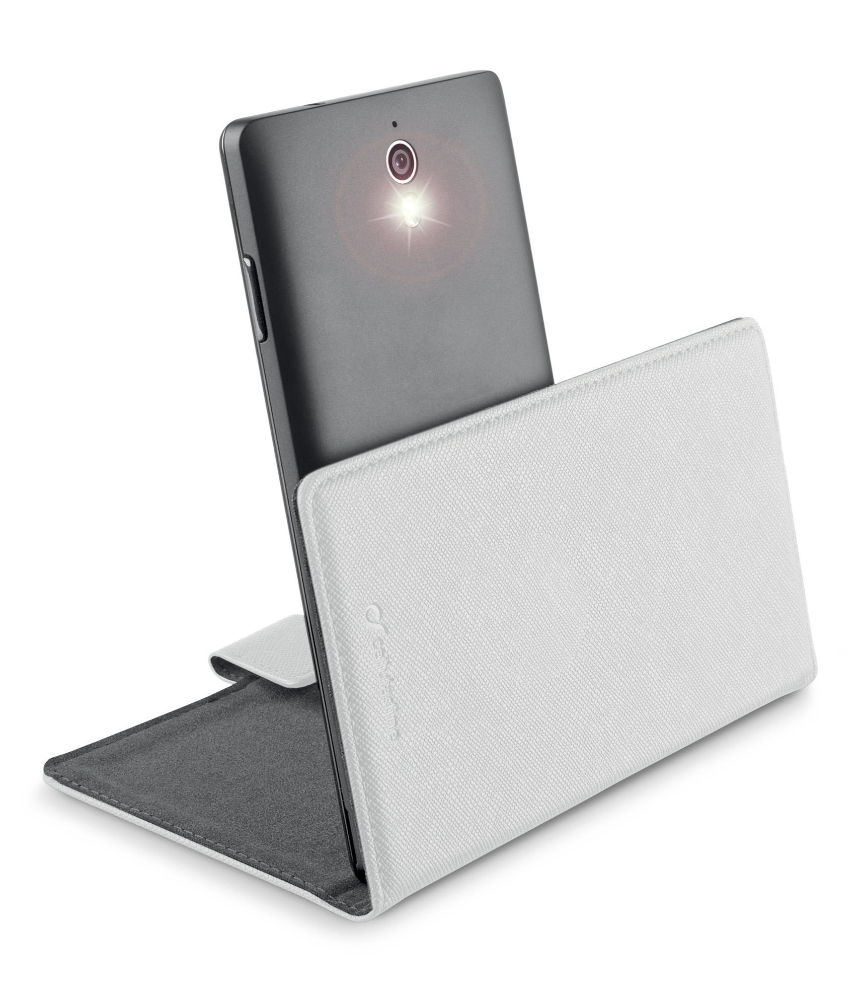 Book universal smartphone, XL, white