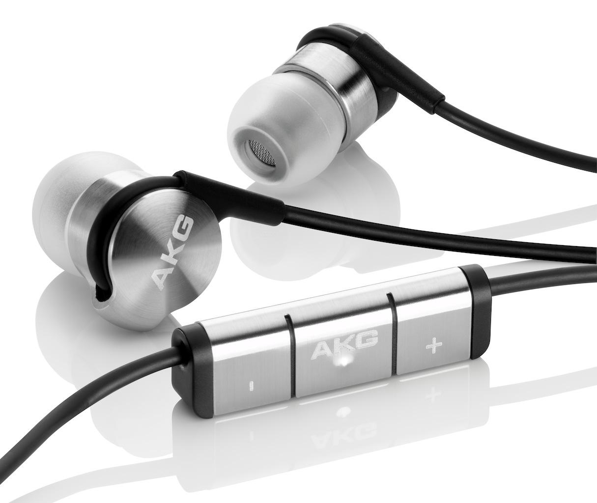 K3003i, in-ear HPH, aluminium