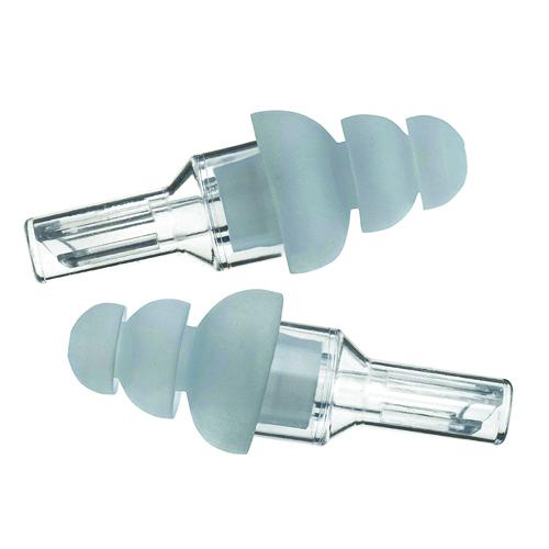 ER20, hearing protection earplug standard fit, frost