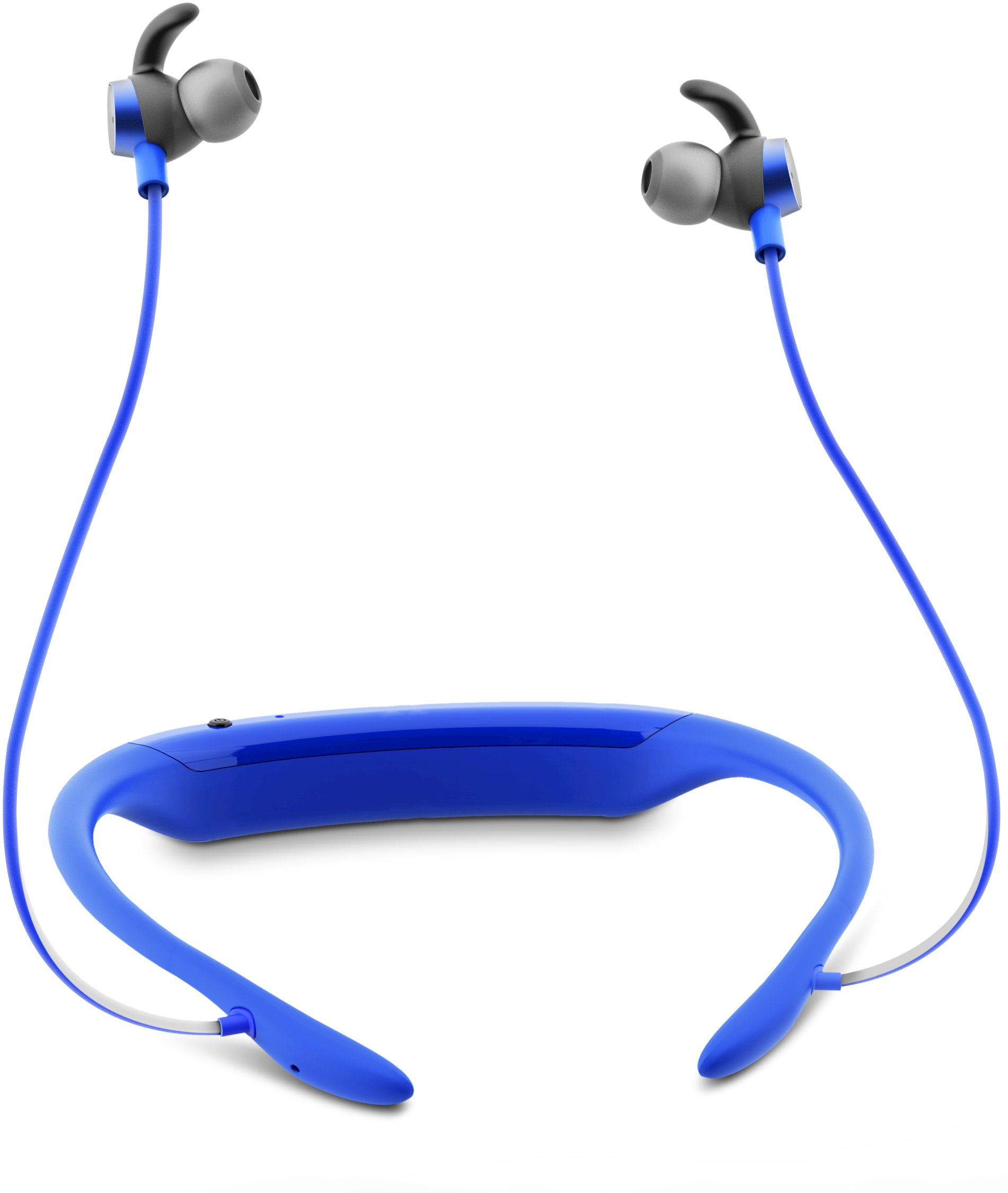 REFLECT RESPONSE, behind the neck in-ear BT sport hph, blue