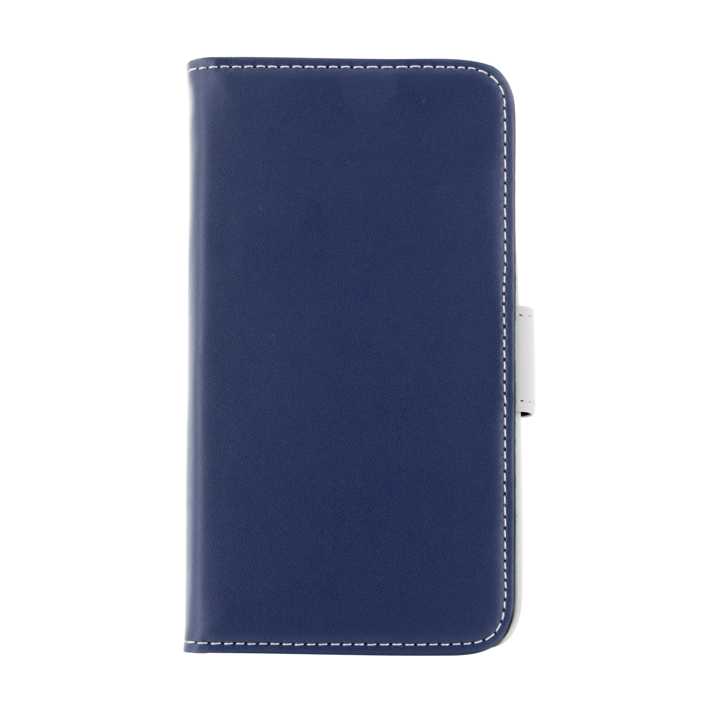 Samsung Galaxy S6, wallet extended, blue
