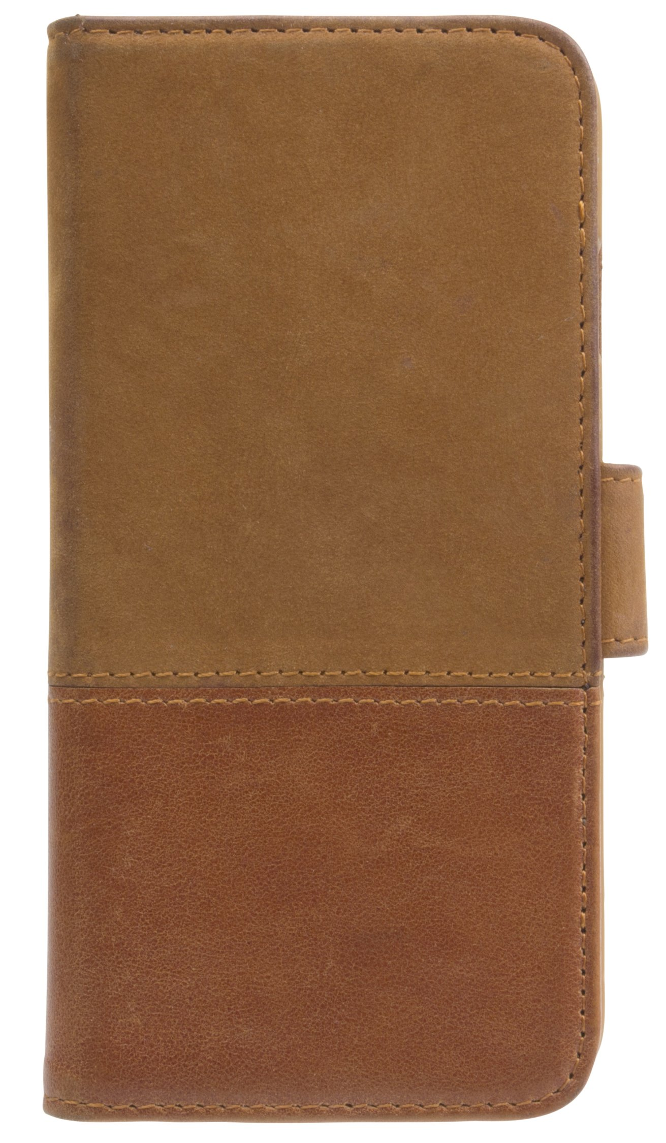 iPhone 6s/6, selected wallet leather/suede, brown