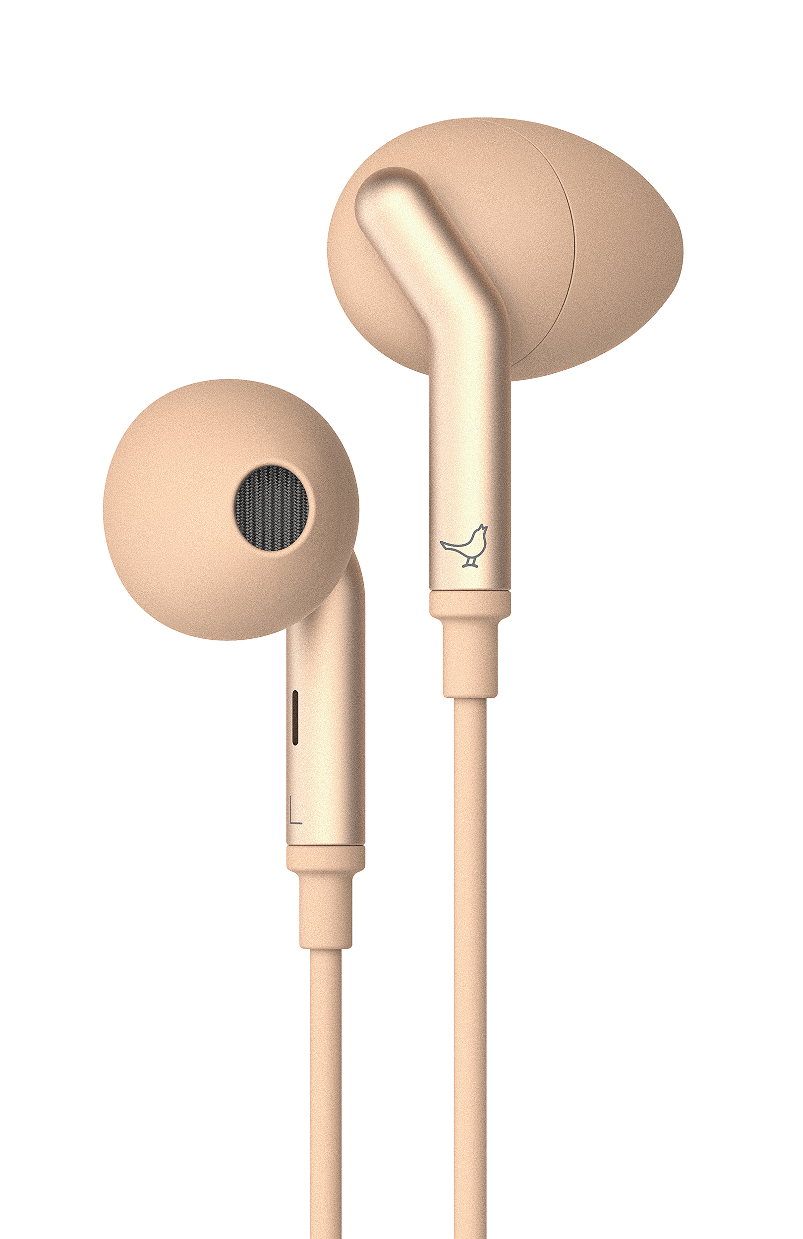 Q Adapt In-Ear, lightning in-ear, NC,Elegant Nude