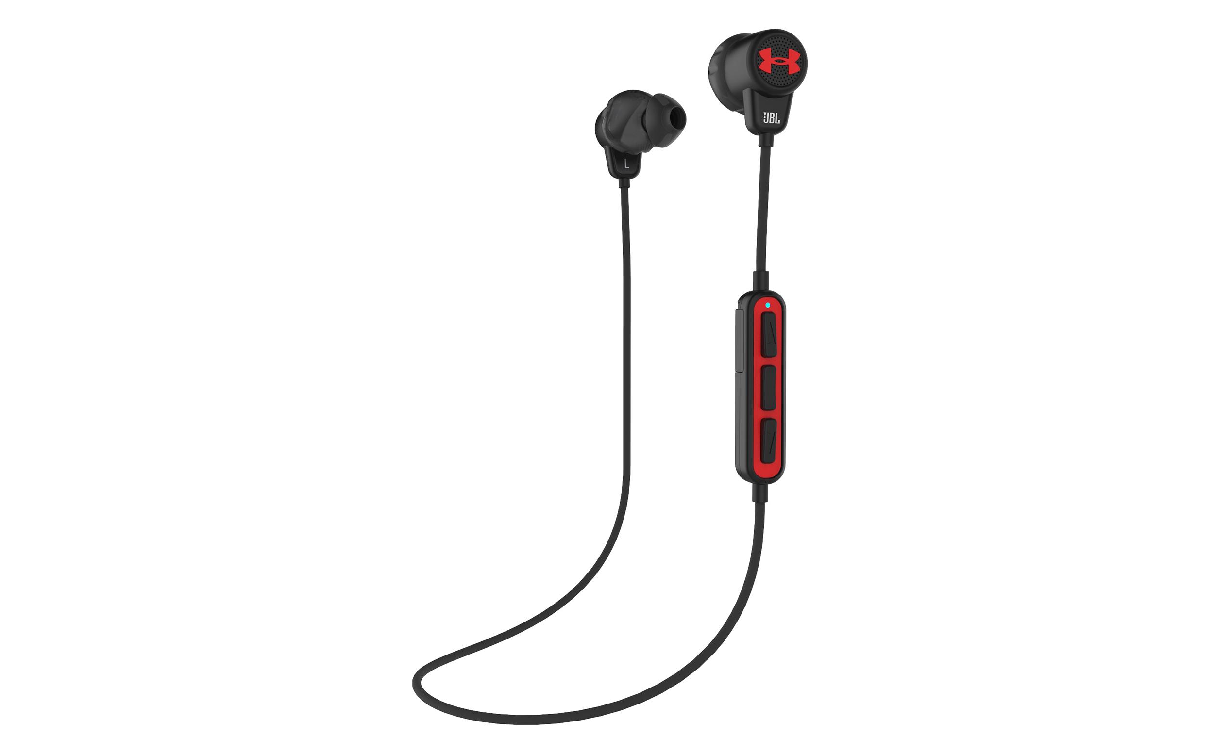 Under Armour Sport Wireless, in-ear BT sport HPH, black