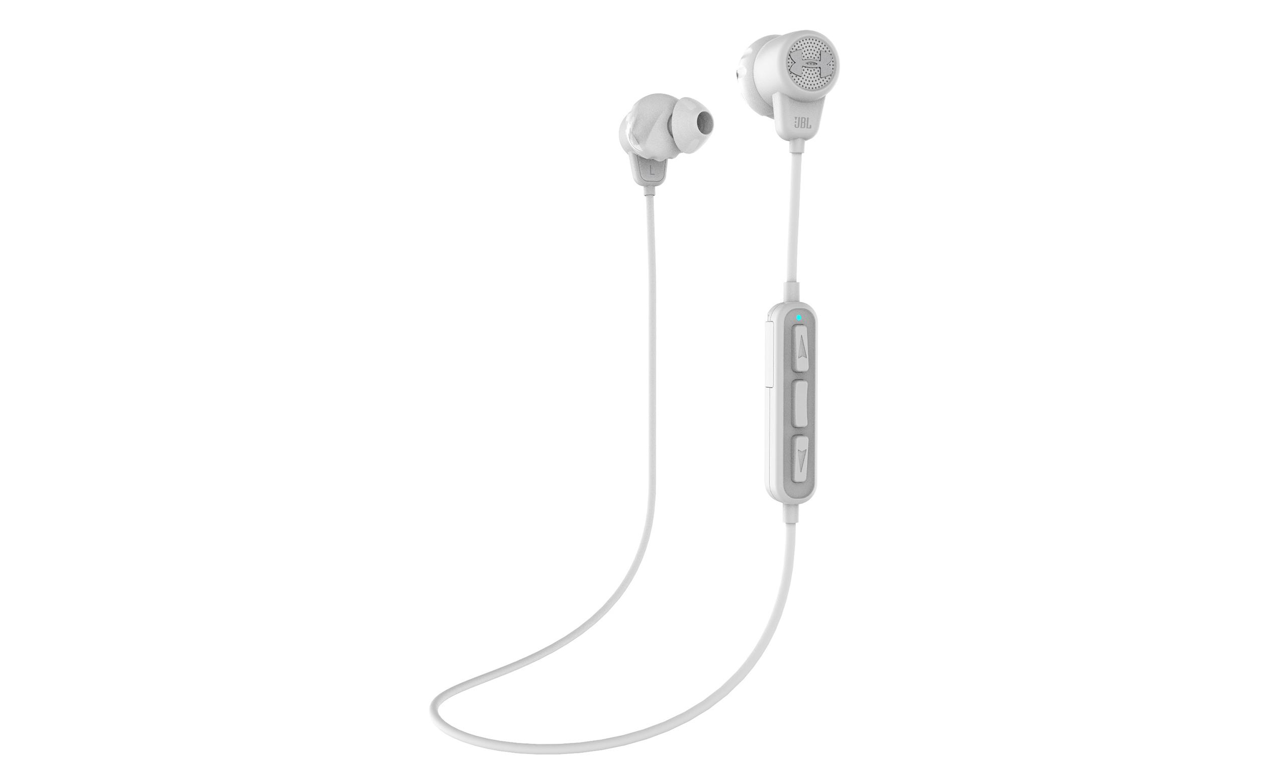 Under Armour Sport Wireless, in-ear BT sport HPH, white