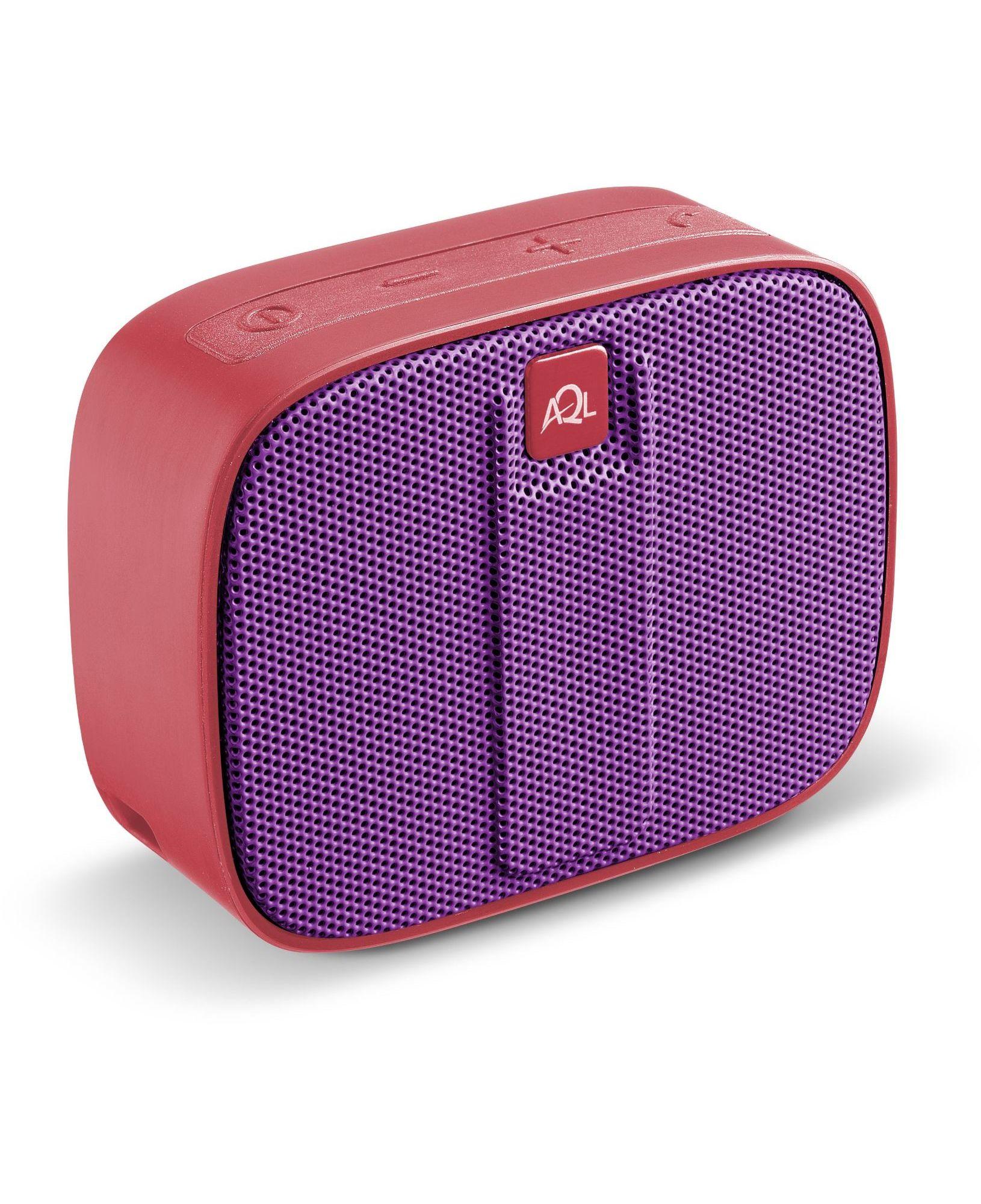 Fizzy, mini speaker, BT, pink/violet