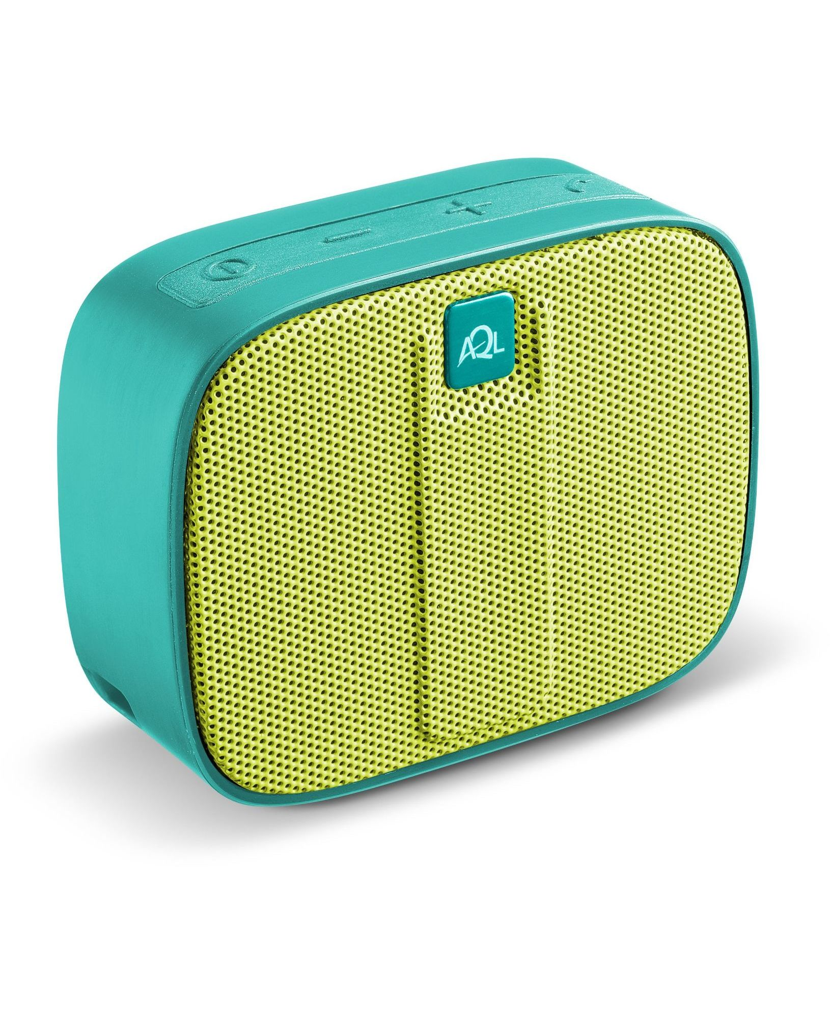 Fizzy, mini speaker, BT, blue/lime