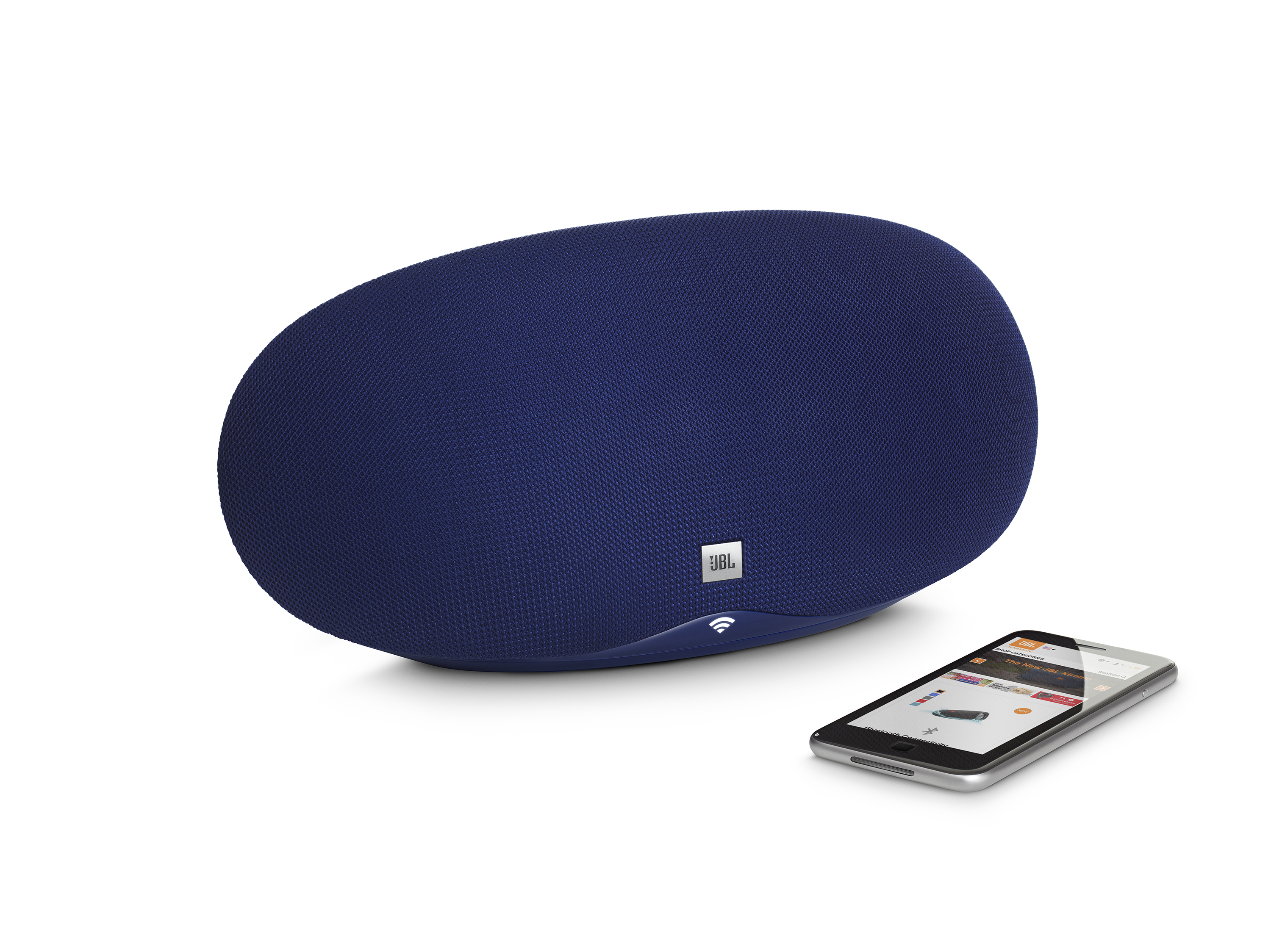 Playlist, Google Cast Speaker, blue