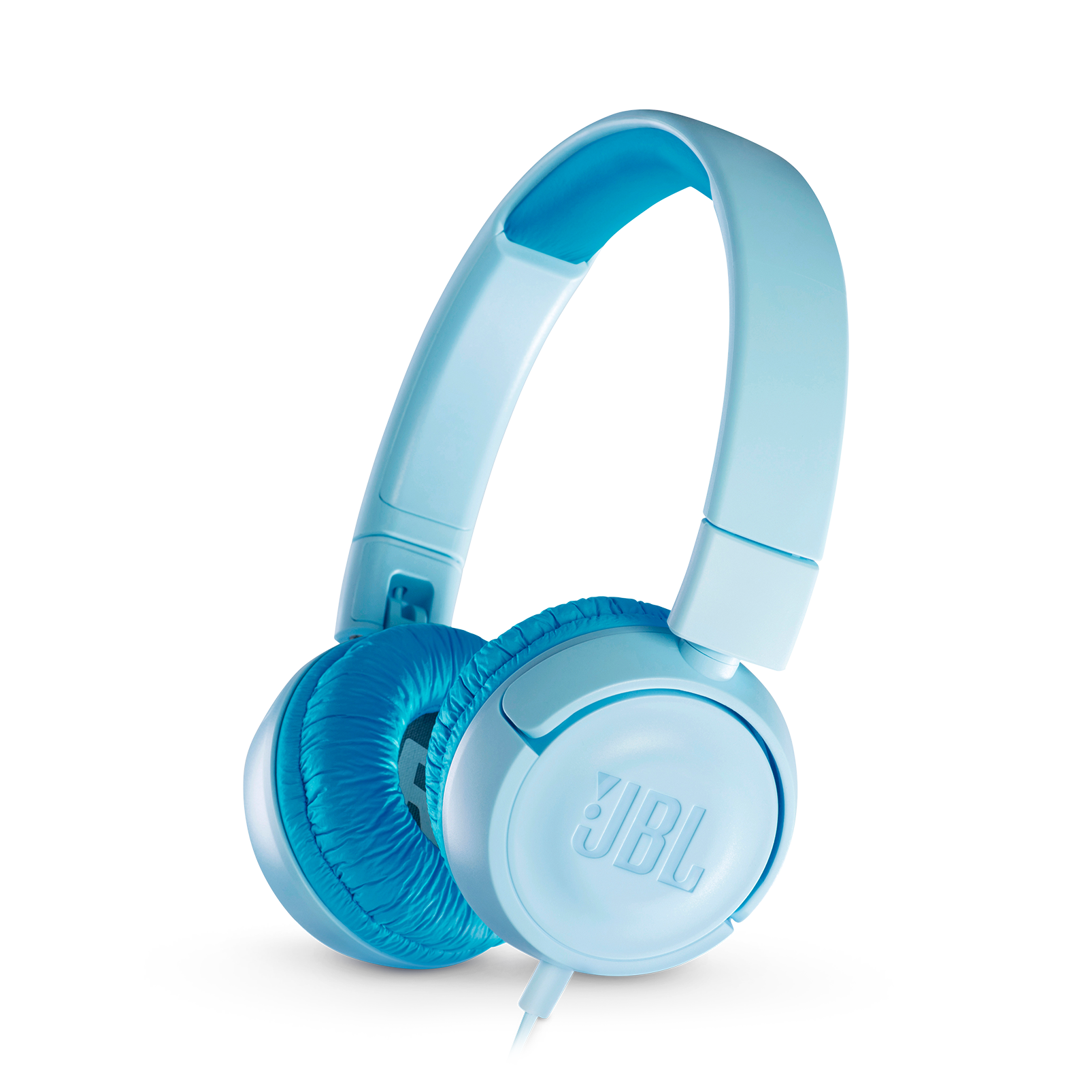 JR300BLU, kids wired headphones, ice blu