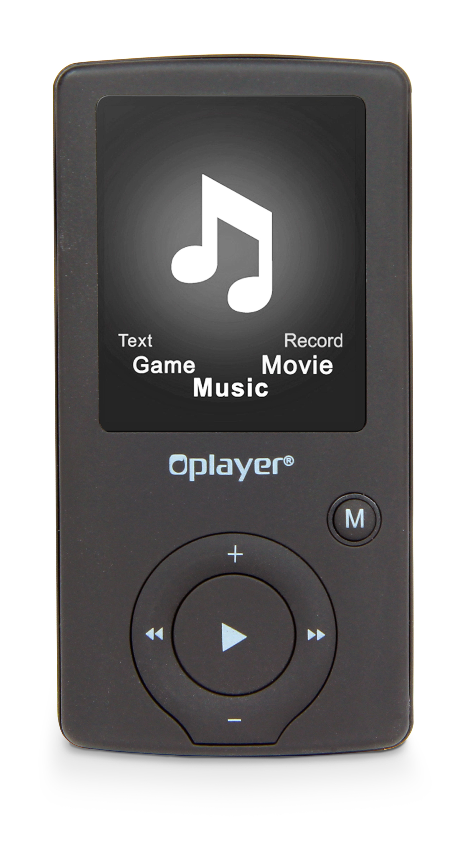 Nikkei NMP4PK MP3/4 player 8Gb FM radio, JPEG en AWM video black
