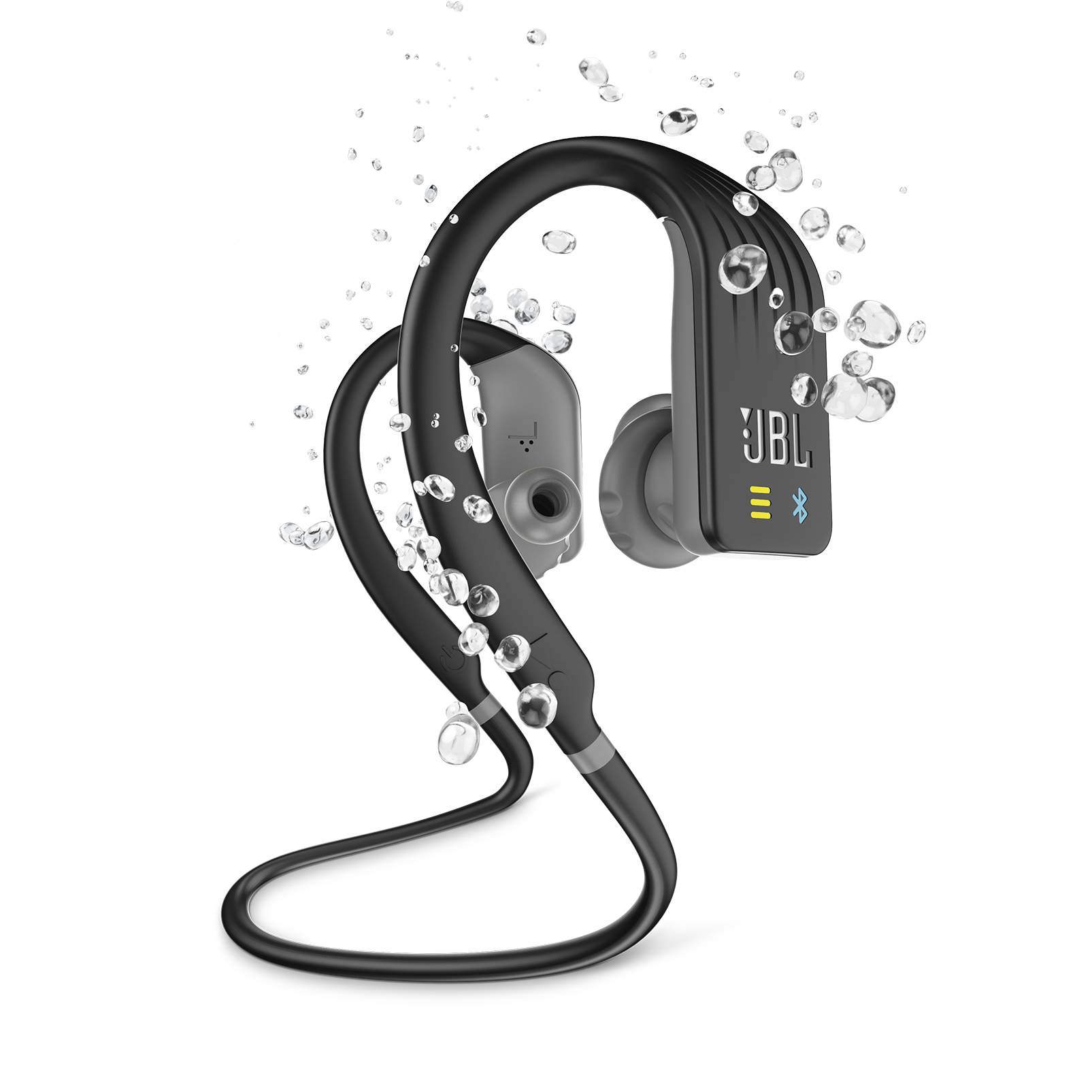 ENDURANCE DIVE, sport wireless MP3, black
