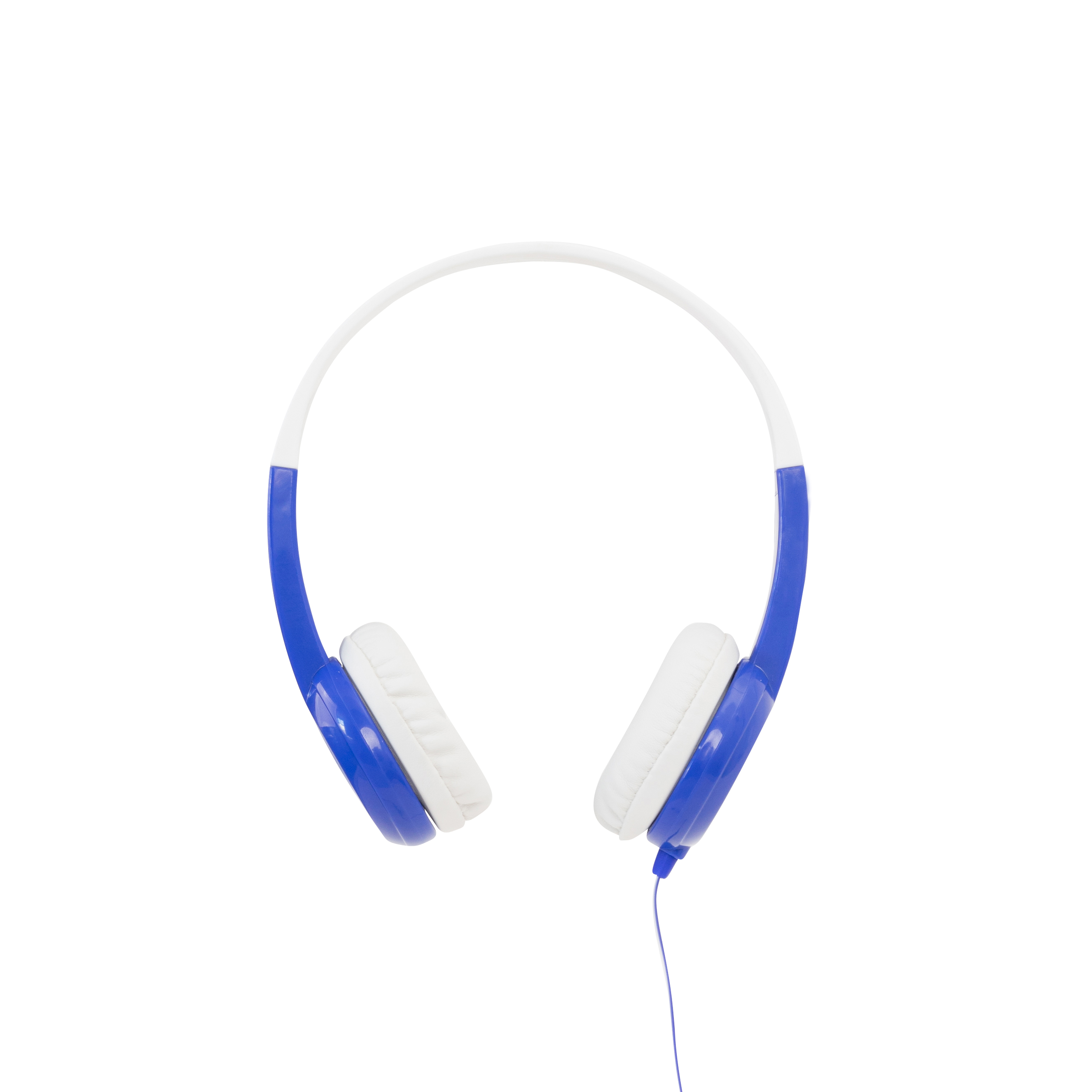 Discover, on-ear HPH, blue