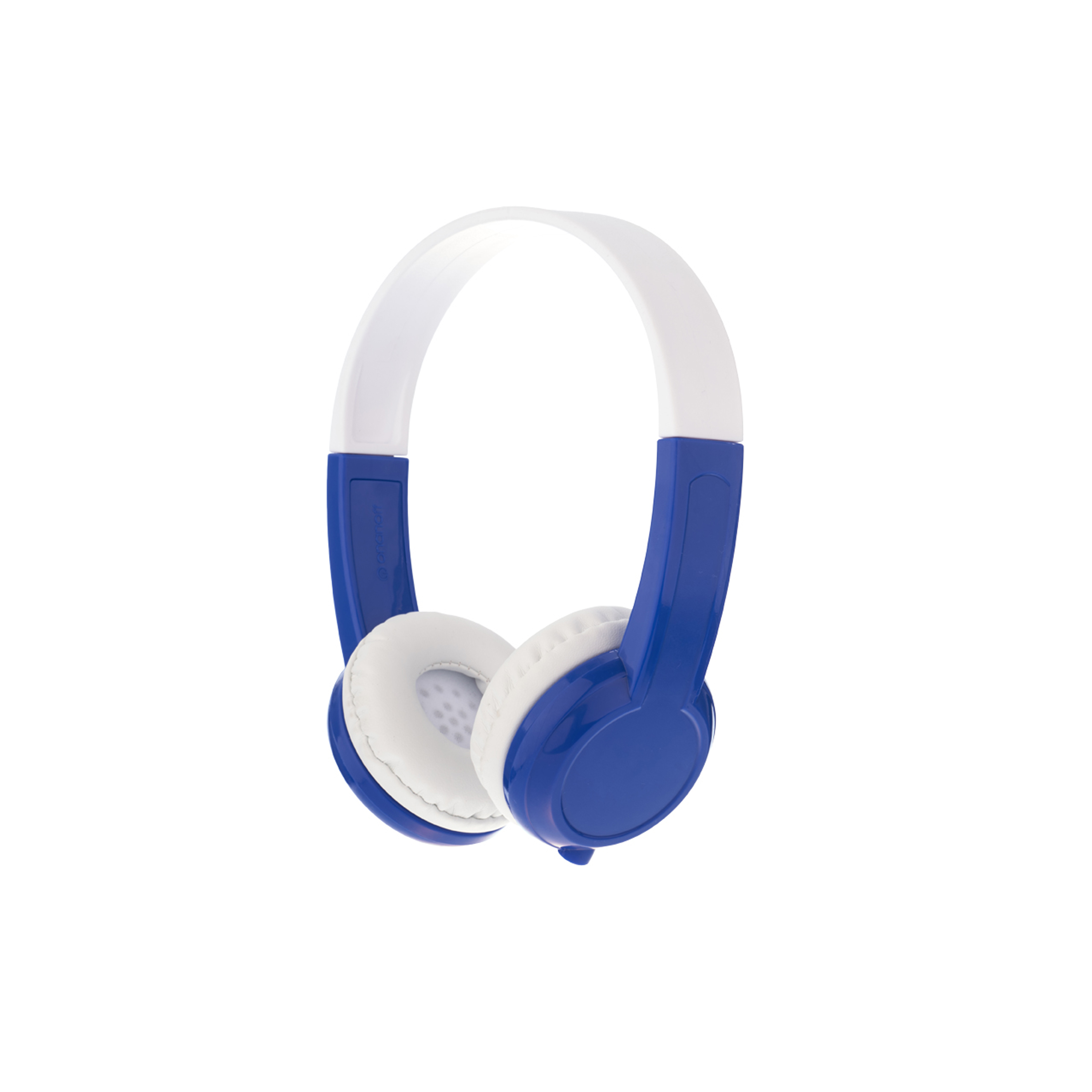 Explore, on-ear HPH with mic, blue