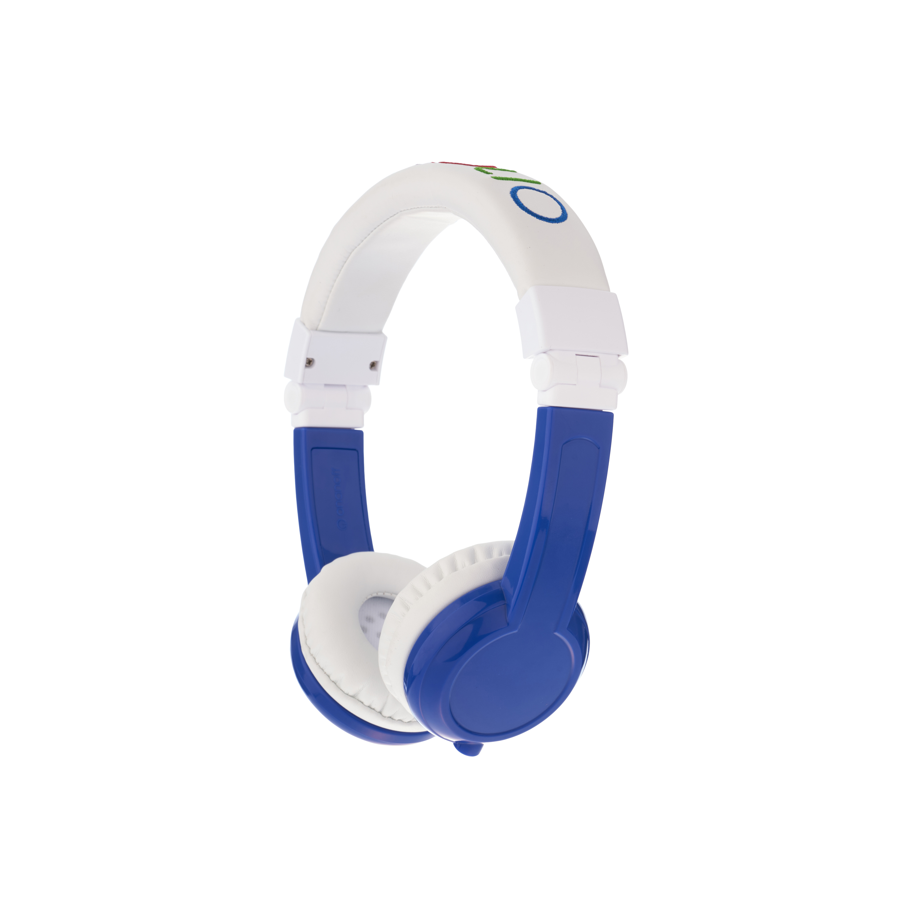 Explore, on-ear HPH, foldable with mic, blue