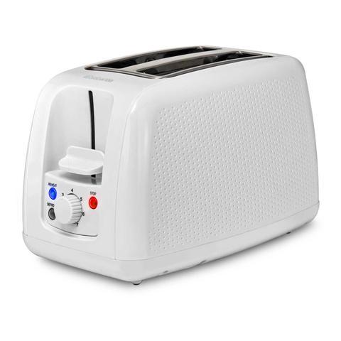 BBEK1025WHT, toaster 2 slots max 930W, white