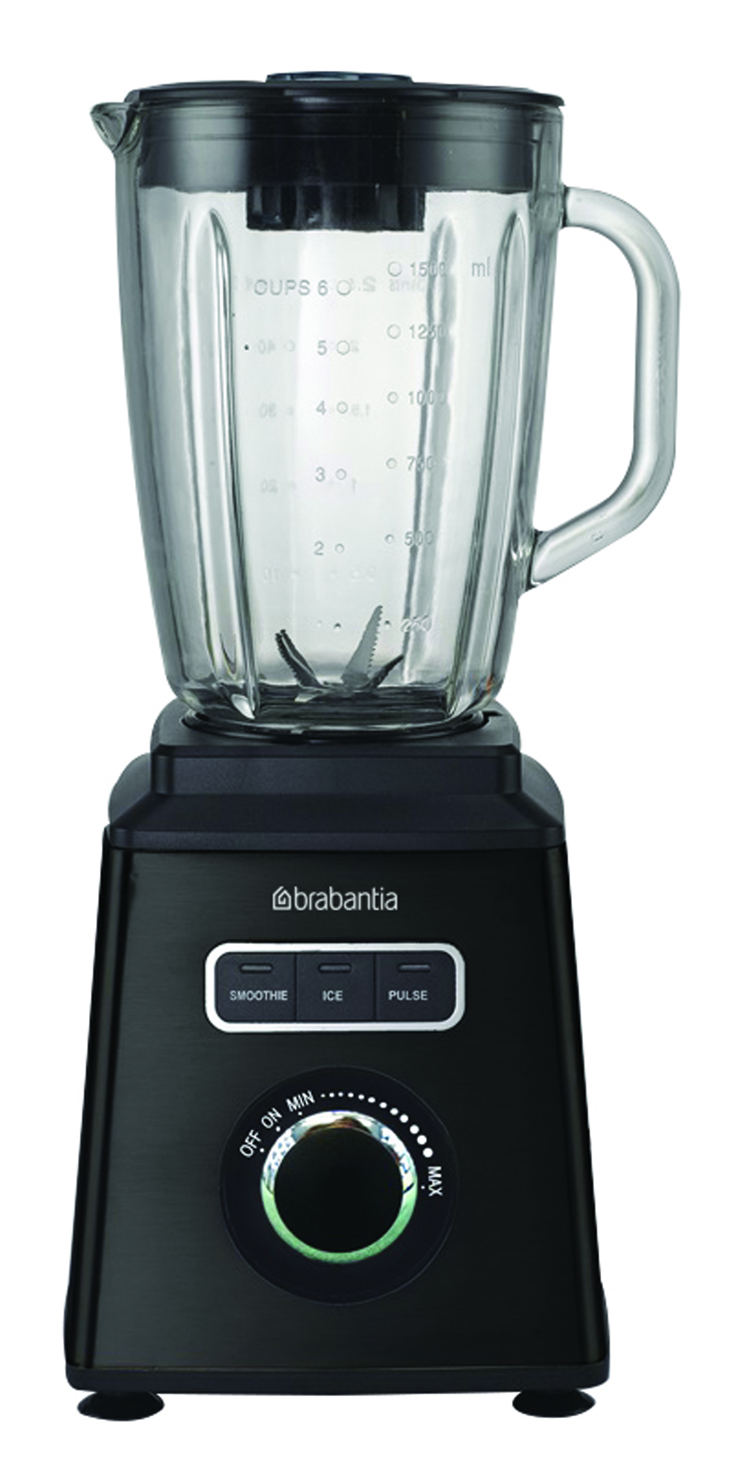 BBEK1052MB, blender 1,5L 1000W, black