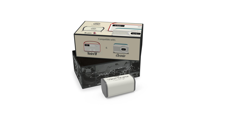 VQ SMALL BATTERY PACK - BATTERY S - RETRO MK II & CHRISTIE