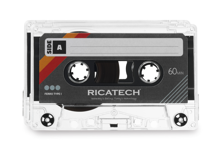 CT60-2, Audio Cassette Tape Pro 60min (2-pack)