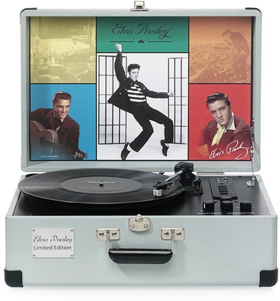 EP1950 Elvis PresleyTurntable  Limited Edition 50's