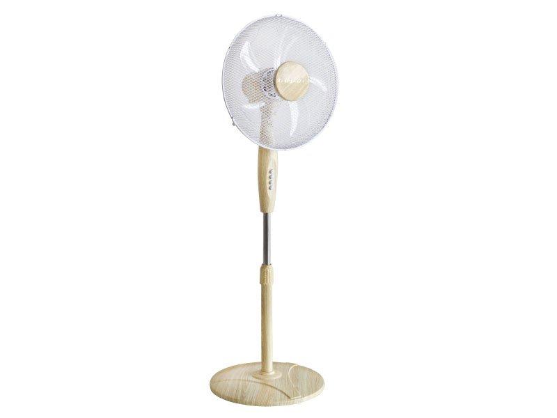 VE.118, stand fan, 50w, wood
