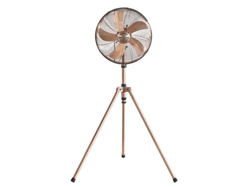 VE.119, stand fan, 50W, copper