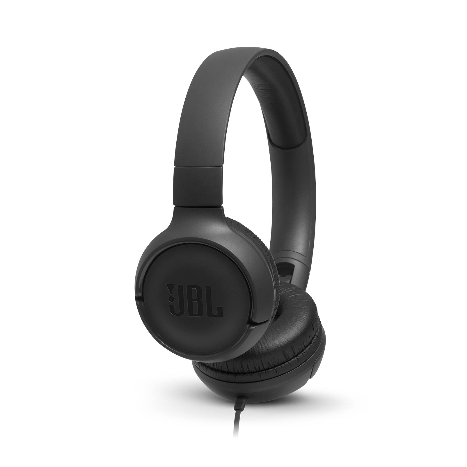 TUNE T500, wired headphones, black