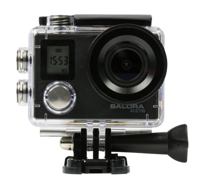 ACE700 4K actioncam, double display wifi UHD 3840�2160 @30fps 16mp 4608�3456 photo