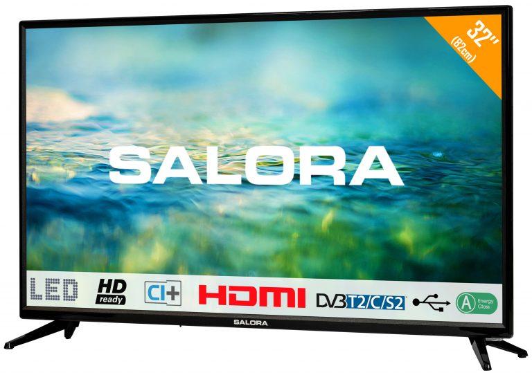 "32""/82cm LED TV HD CI+, + usb mediaplayer"