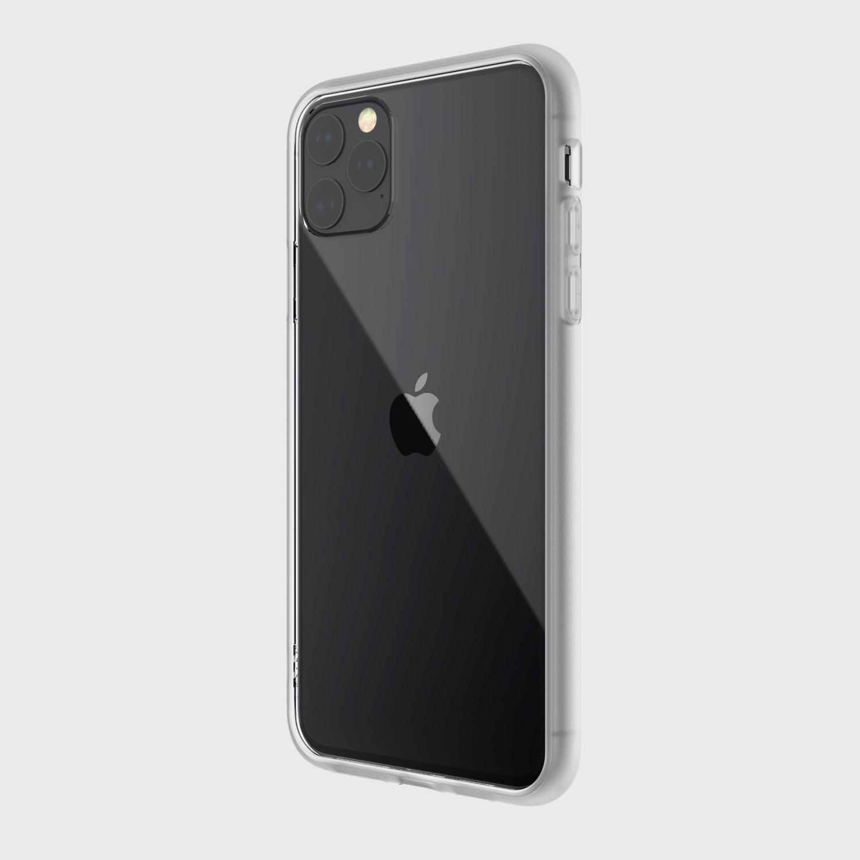 iPhone 11 Pro Max, case Glass Plus, transparent