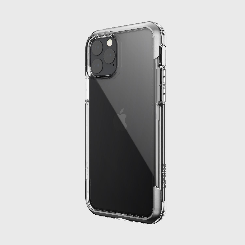 iPhone 11 Pro, case Defense Air, transparent