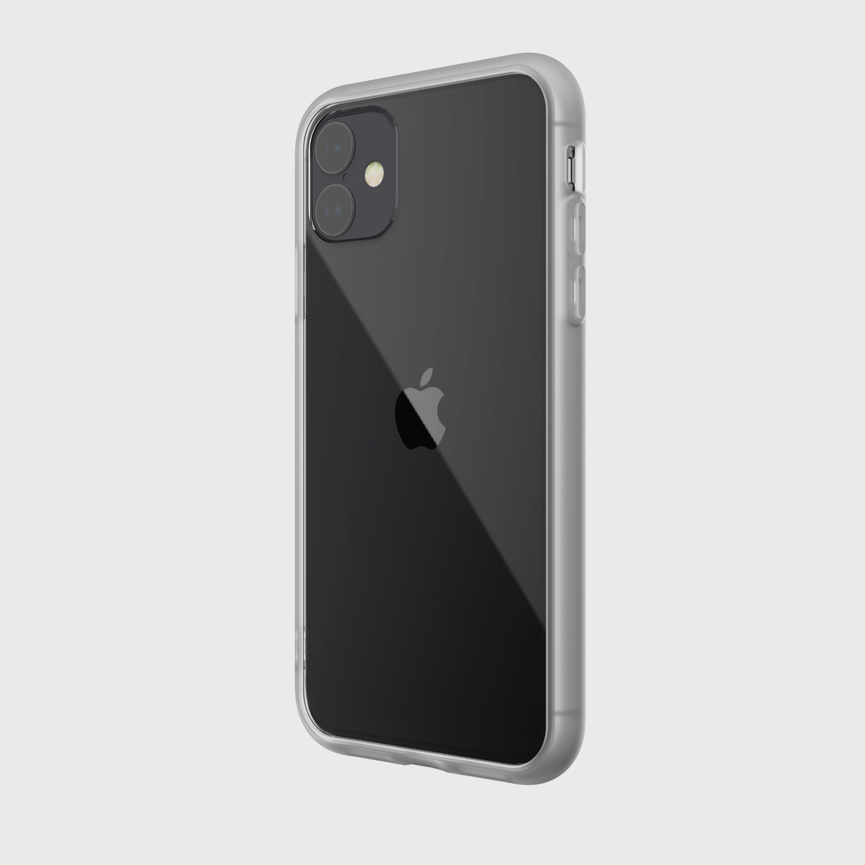 iPhone 11, case Glass Plus, transparent