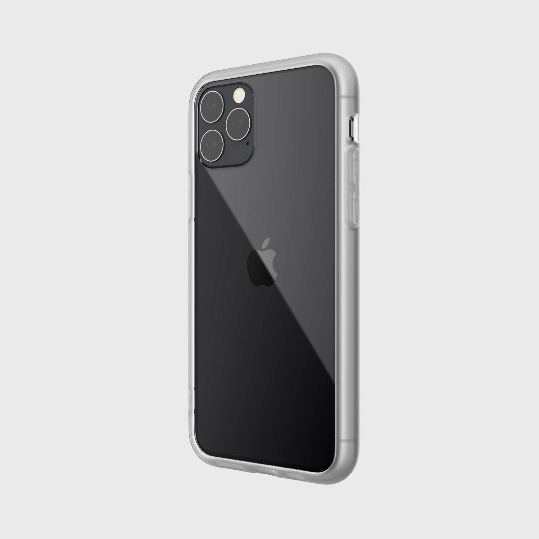 iPhone 11 Pro, case Glass Plus, transparent