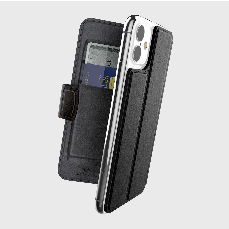 iPhone 11, case Folio Air, black