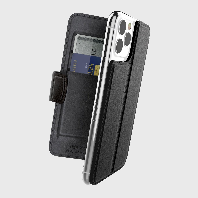 iPhone 11 Pro, case Folio Air, black