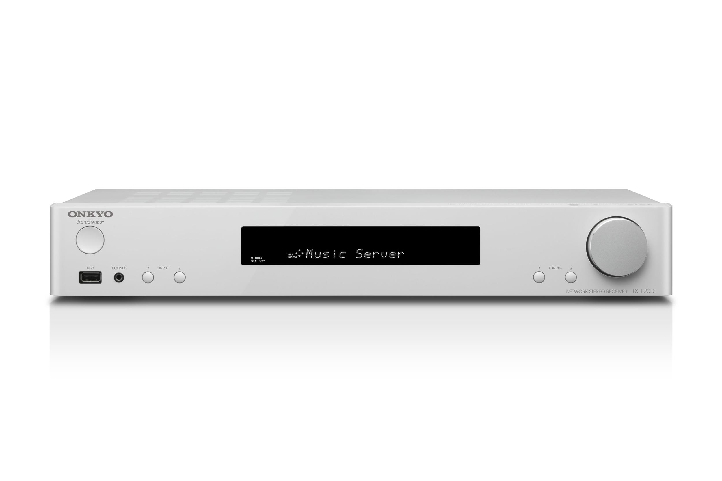 TX-L20D-W, HIFI RECEIVER, white