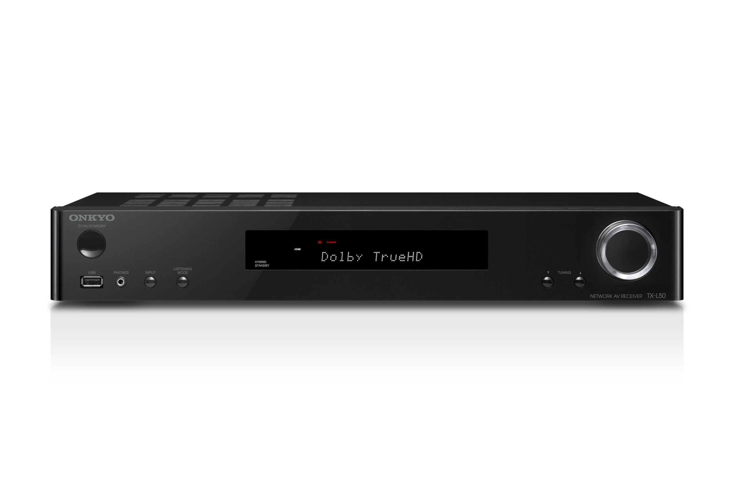 TX-L50-B, AV-RECEIVER, black
