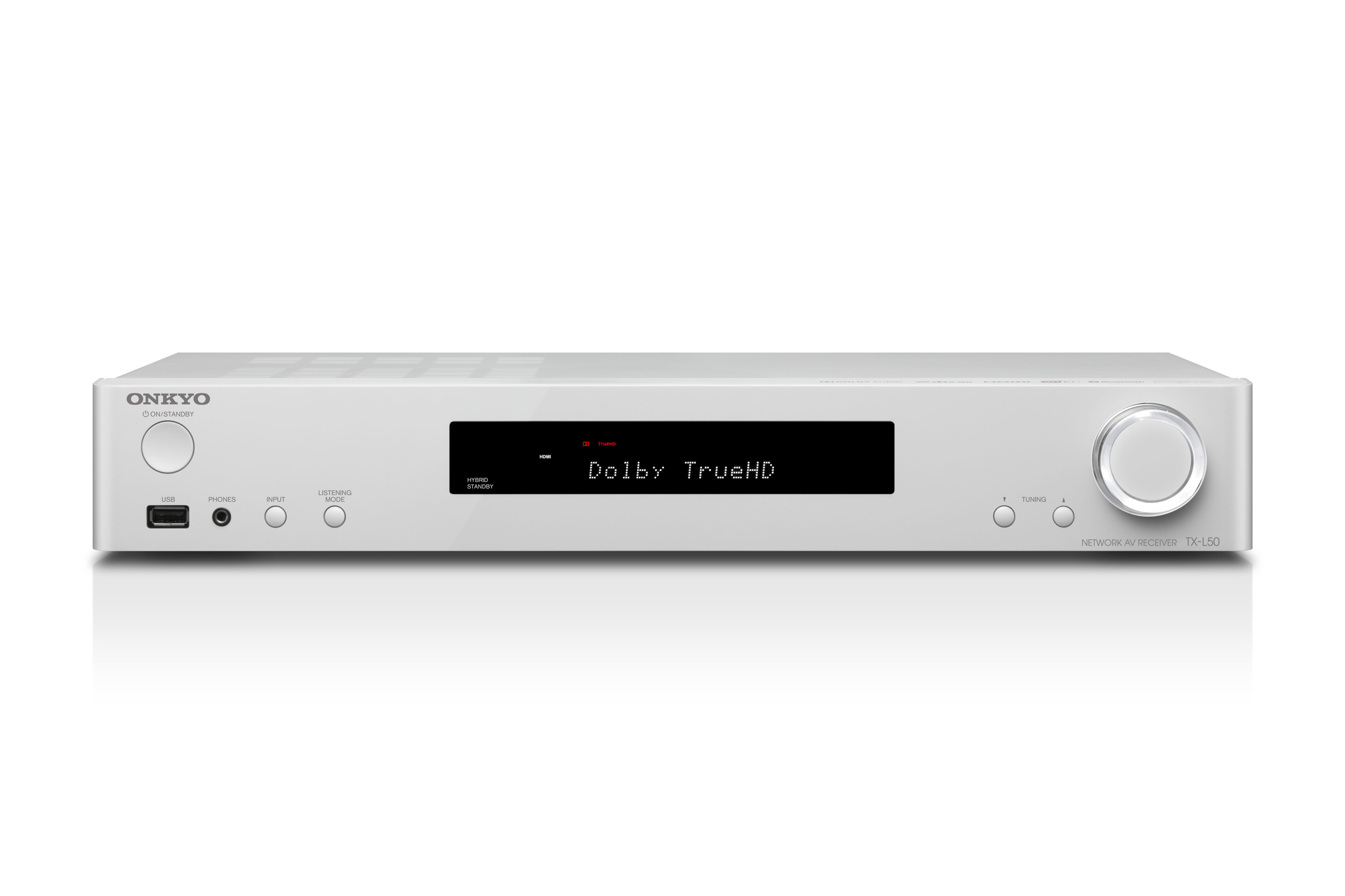 TX-L50-W, AV-RECEIVER, white