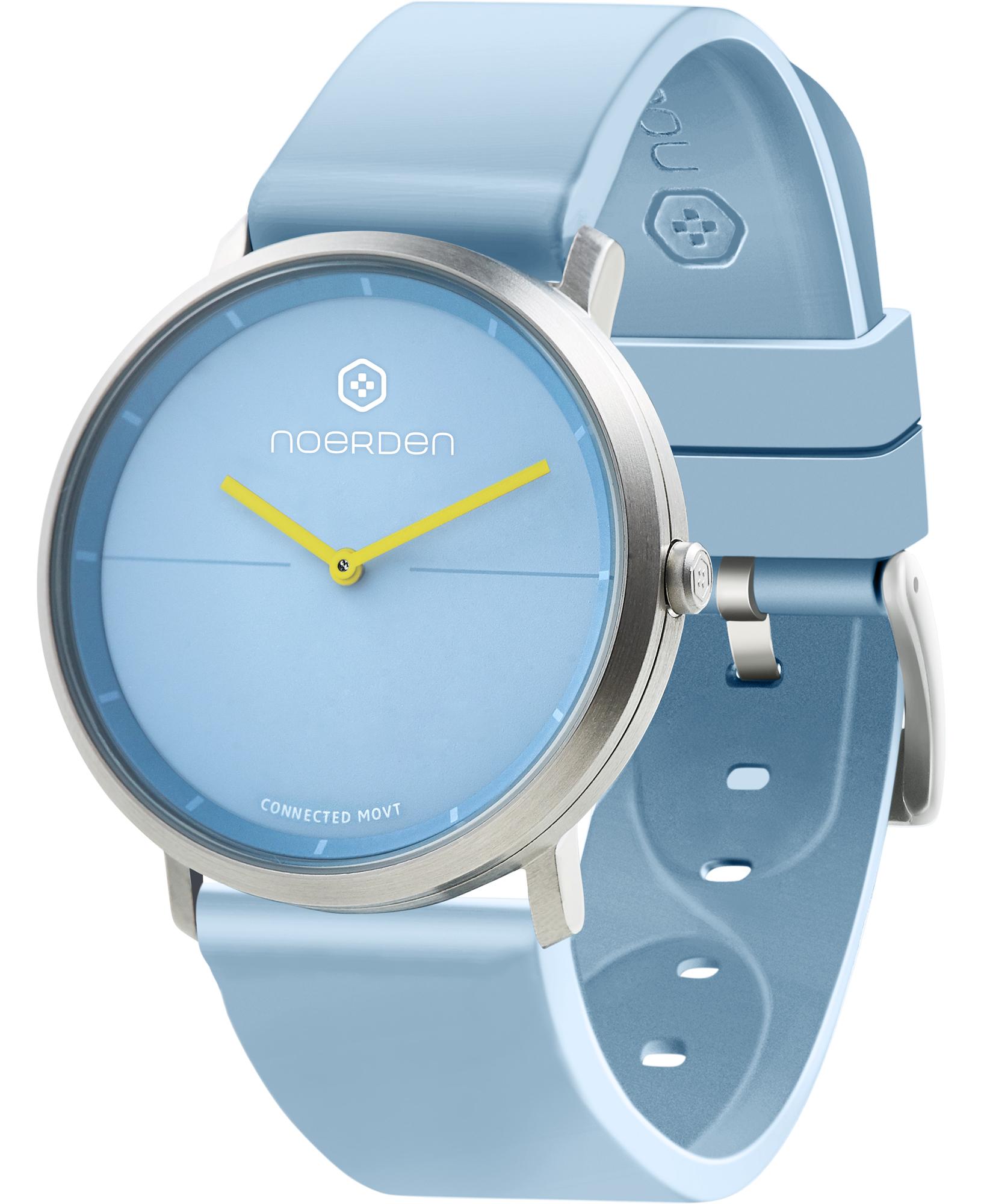 Life 2, hybrid smartwatch, blue