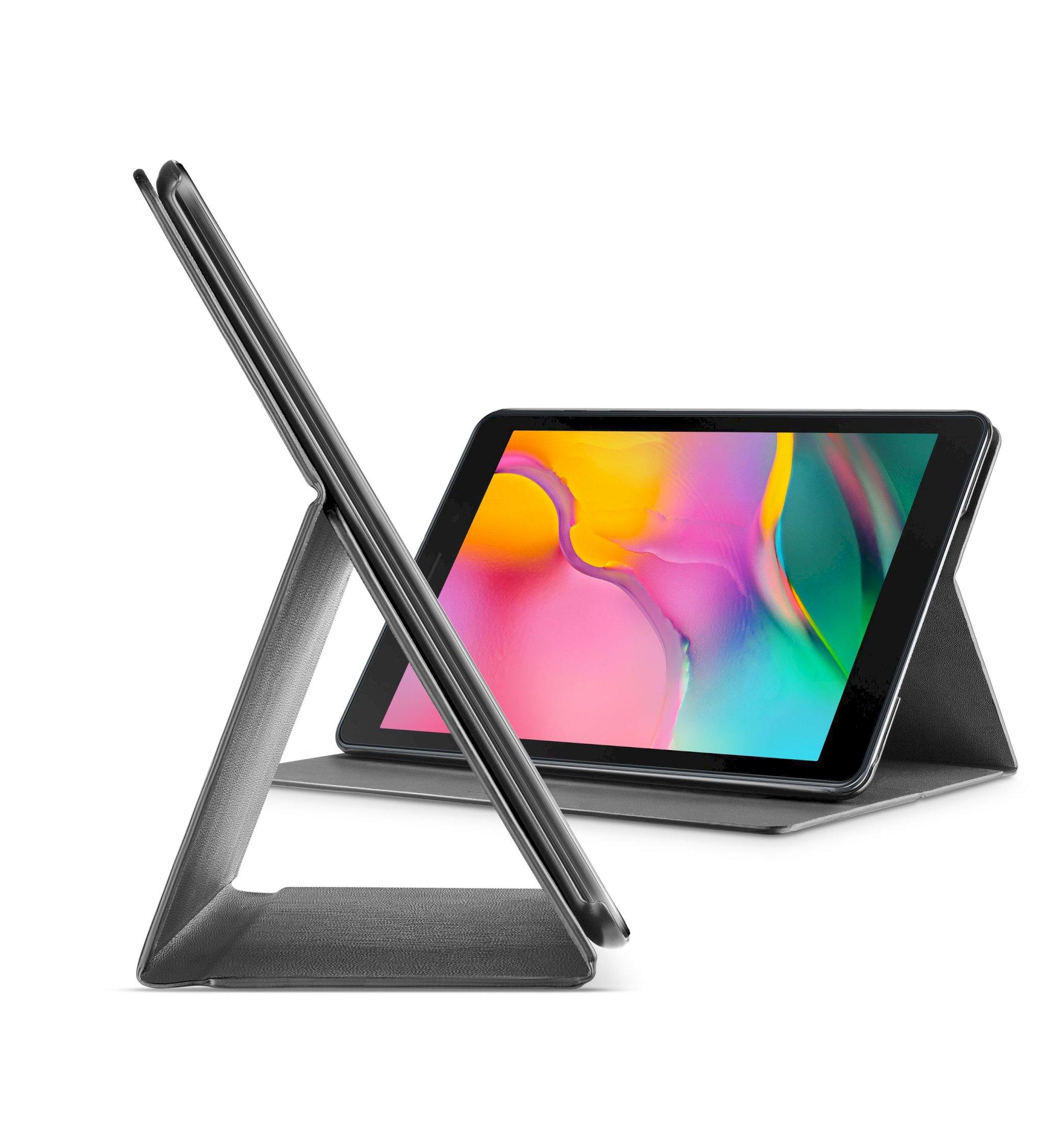 Samsung Galaxy Tab A 8.0 (2019), case slim stand, black