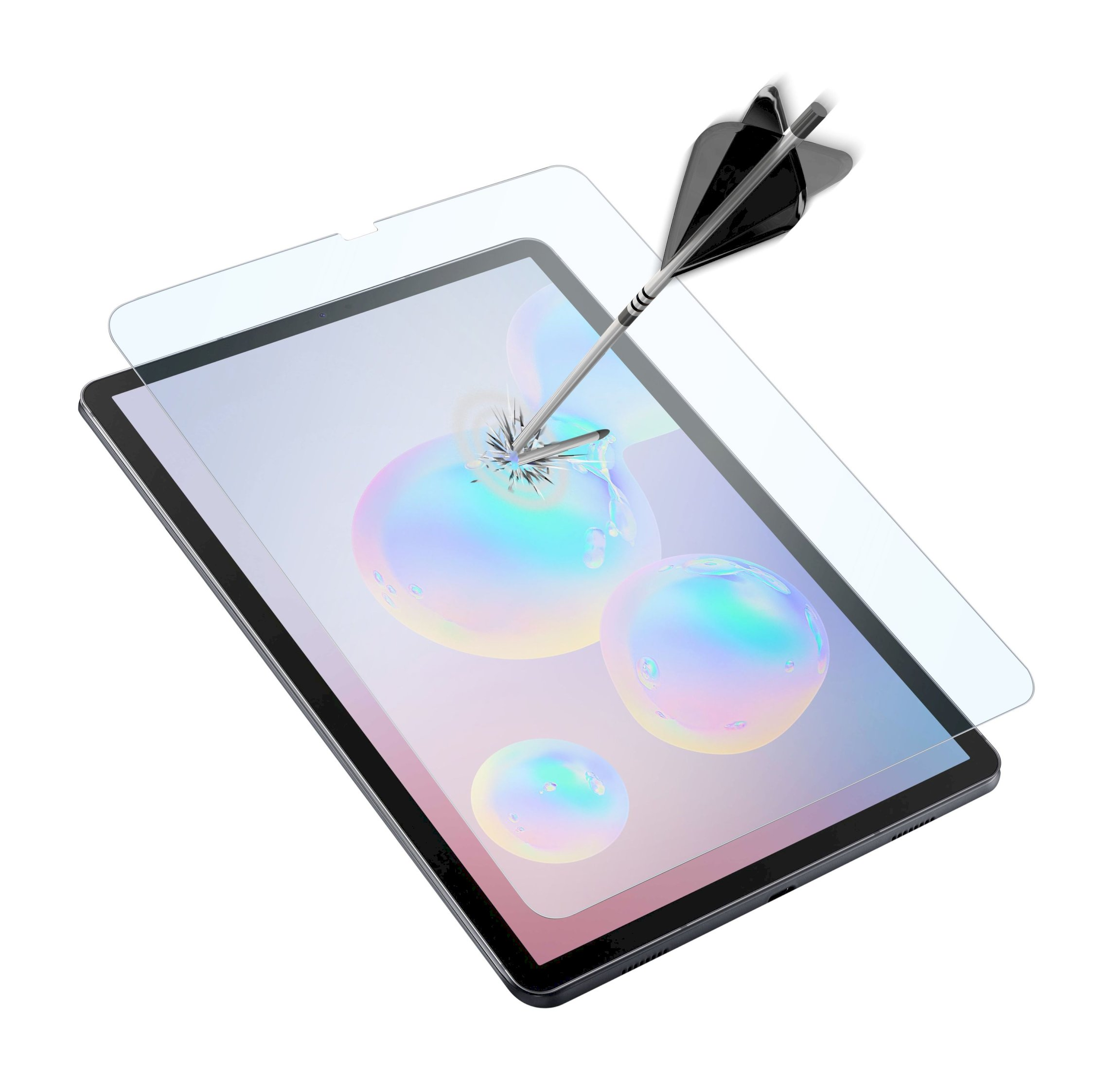 Samsung Galaxy Tab S6, SP tempered glass, transparent