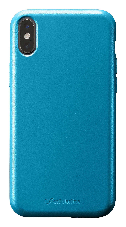 iPhone XS/X, case sensation, petroleum