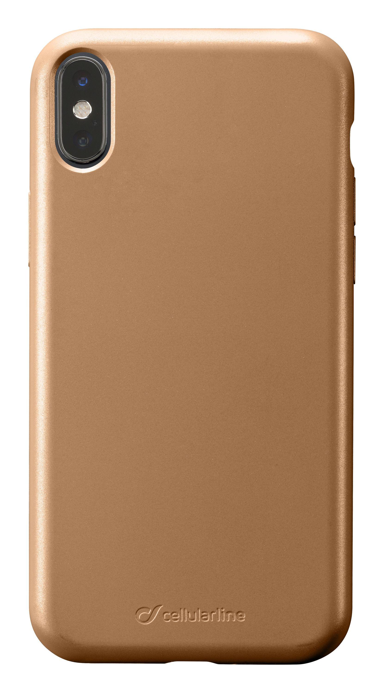 iPhone XS/X, case sensation, bronze